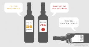 Port Wine Labels