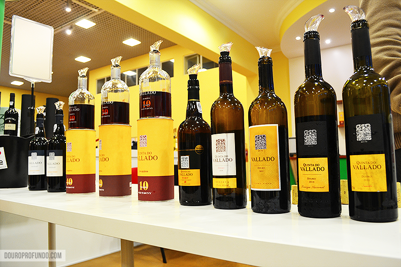 Quinta do Vallado Wine Tasting at OnWine