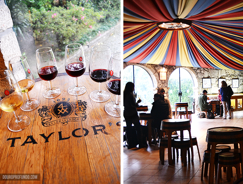 Taylors Port Wine Cellars