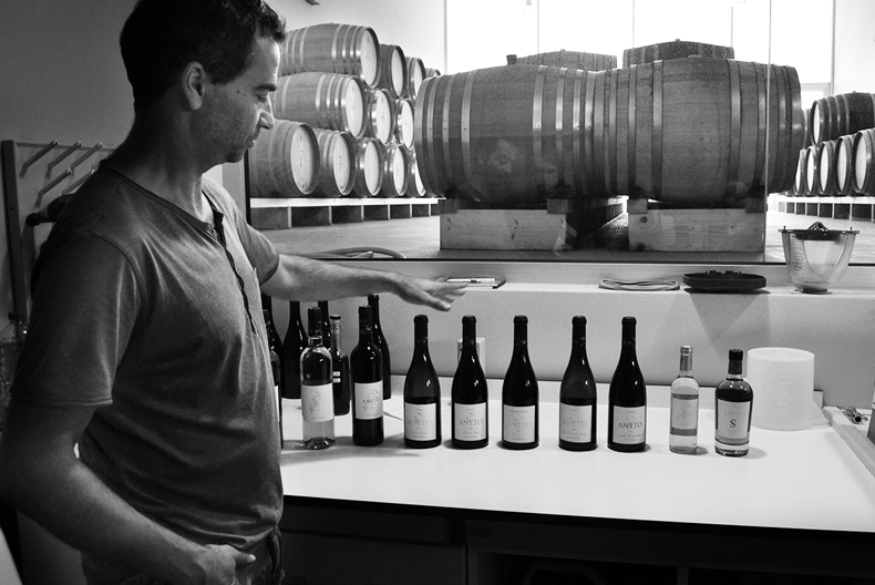 Francisco Montenegro of Aneto Wines on Douro Profundo