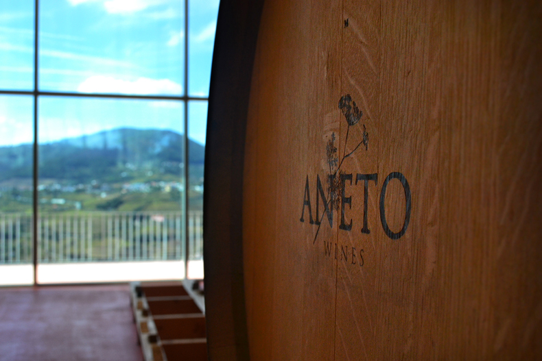 Aneto Wines on Douro Profundo